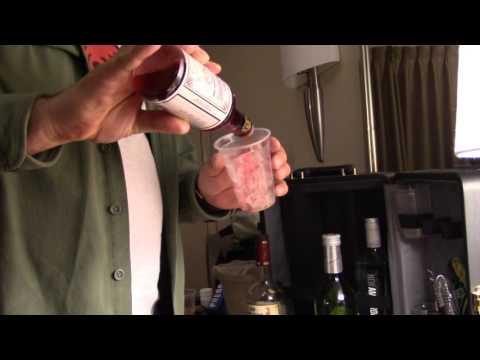 Weerd Beard's NRA 2016 Travel Bar & Drink Segment - Handgun Radio