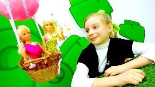 Игры для девочек - Путешествия Куклы Барби