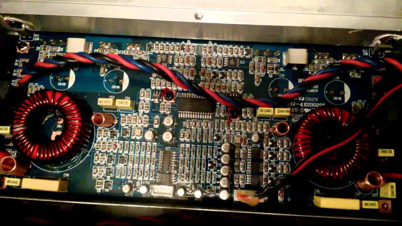 Behringer Europower Pmp5000 Failed Power Supply