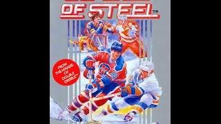 Blades Of Steel NES - New York(cbars82) vs Vancouver(edd272)
