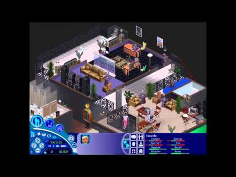 Let's Play The Sims Superstar, Episode 2, Total Studio Fly