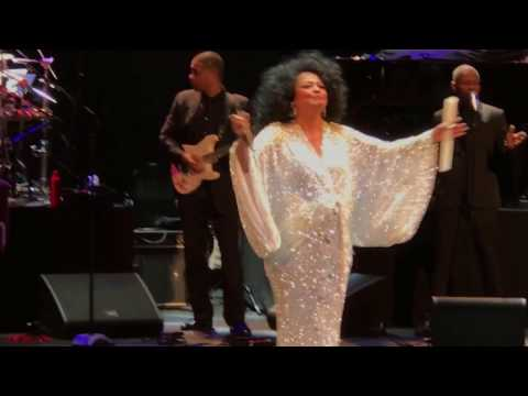 Ain't No Mountain High Enough, Diana Ross, 2-14-2017