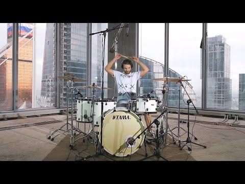 Мельница - Ангел / Дмитрий Фролов - барабаны