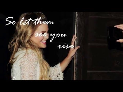 Olivia Holt - Phoenix - Lyrics