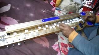 Tu Cheez Badi Hai Mast Mast (Mohra) Song On Bulbul Tarang Banjo By (Md Nadeem Banjo Maker