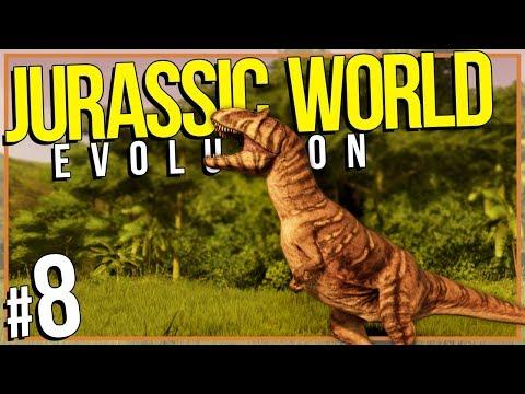 Jurassic World: Evolution | BIG TROUBLE (#8)