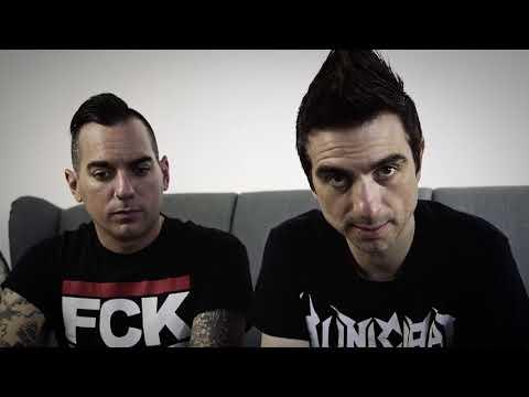 Anti-Flag Erklären Verbindung Zwischen Alben
