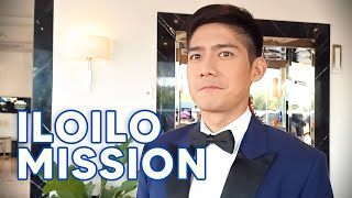MY SPECIAL TASK IN ILOILO! (Hosting the 1st Miss Iloilo pageant) | Robi Domingo