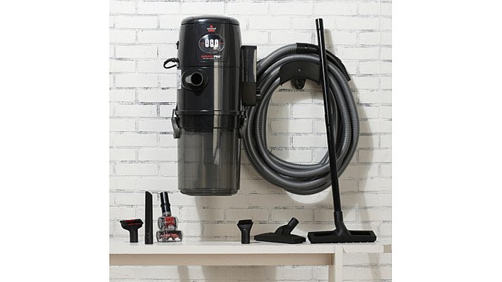 BISSELL Garage Pro Wet/Dry Vacuum Cleaner/Blower - YouTube