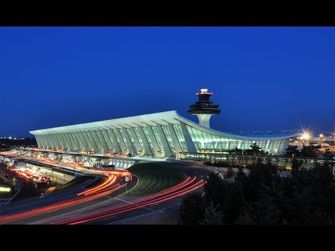 Airport Chronicles - IAD - Dulles International Airport Washington DC - Sept. 22, 2017