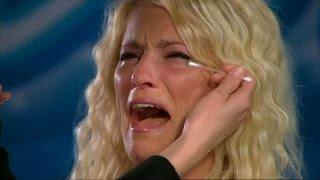 Idol - Laila skrattar - Idol Sverige (TV4)