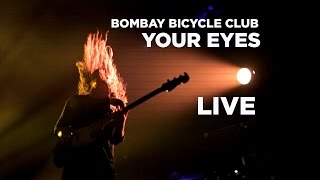 Front Row Boston | Bombay Bicycle Club – Your Eyes (Live)