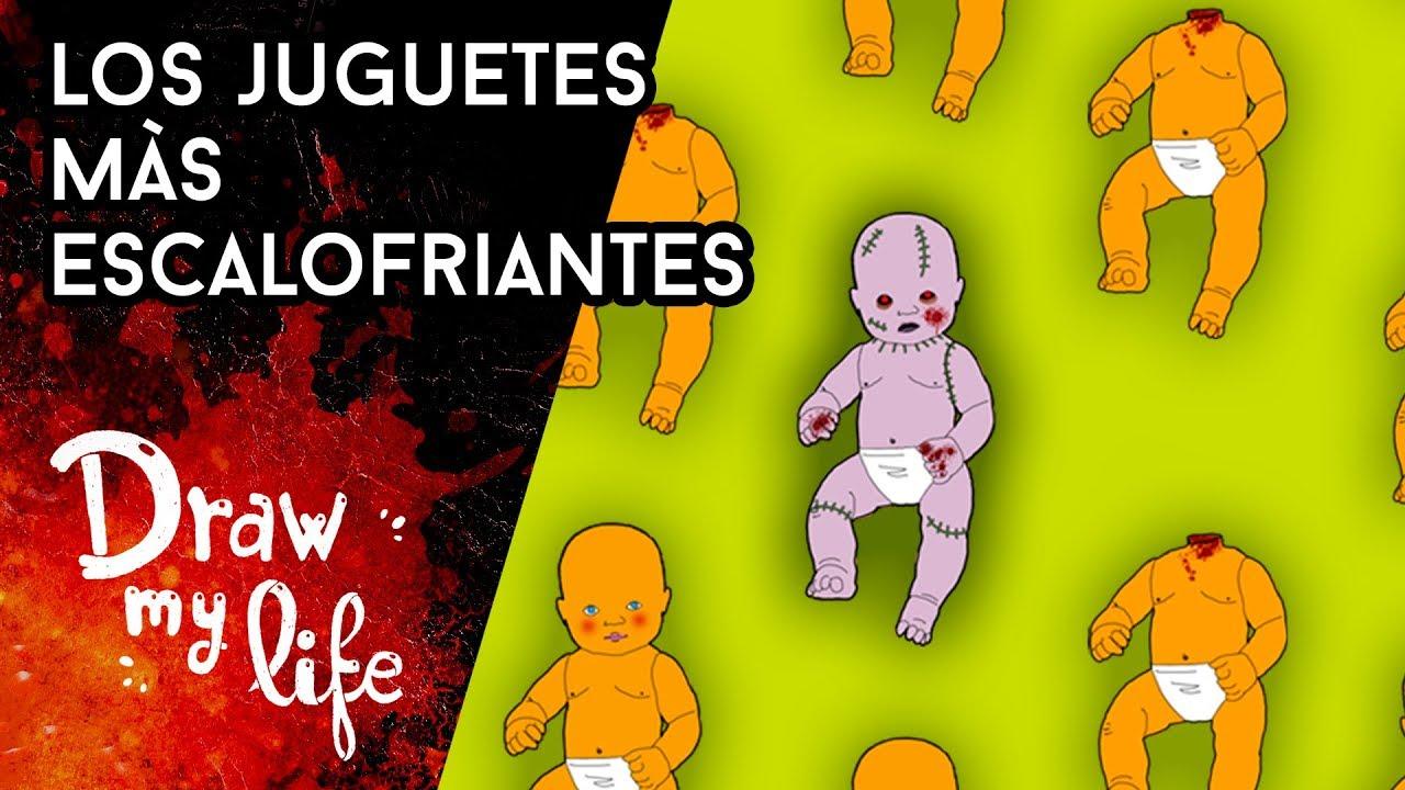 JUGUETES EXTRAÑOS - Draw My Life