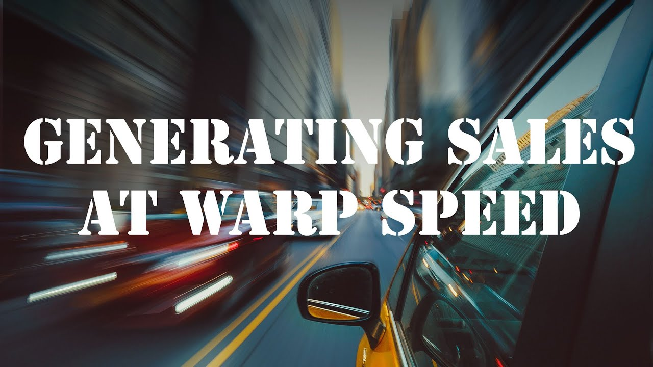 5 Things To Include In Every Offer To Generate More Sales At Warp Speed