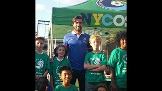 Back-to-School Soccer Clinic feat New York Cosmos John Neeskens and Gotham Girls FC