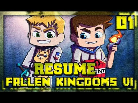 RESUME FALLEN KINGDOMS 6
