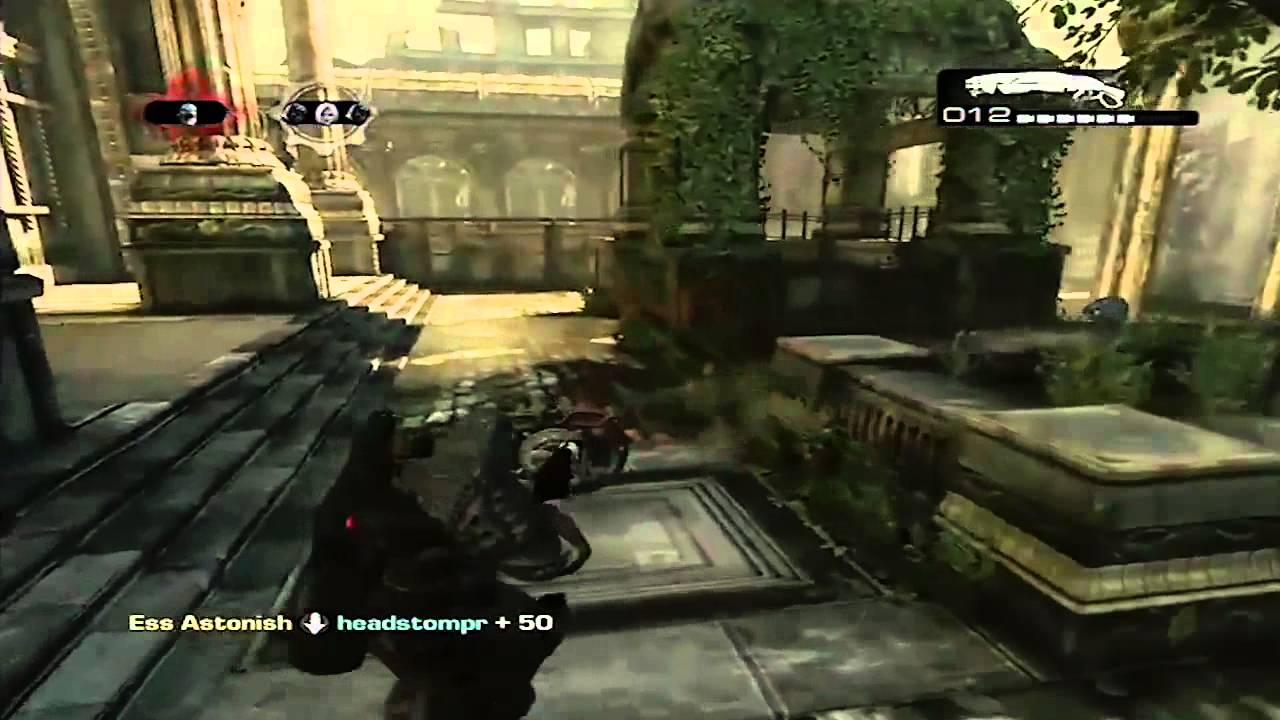 Team VorteX vs Team Essence (Map Mercy) by ImTorturez -