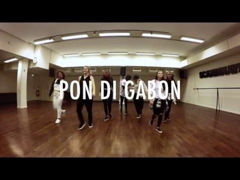 Afia presents: PON DI GABON [ Danagog feat Davido - Hookah ]
