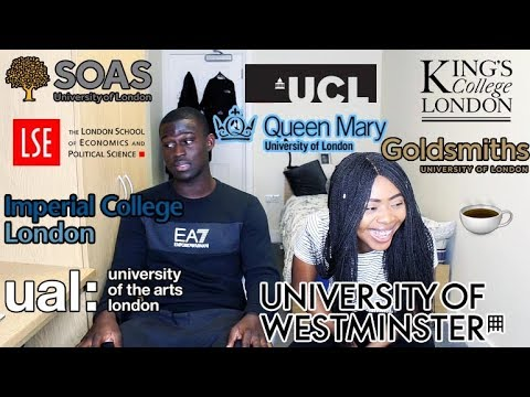 SPILLING THE TEA ON LONDON UNIVERSITIES - social life, workload, BME diversity, class disparities