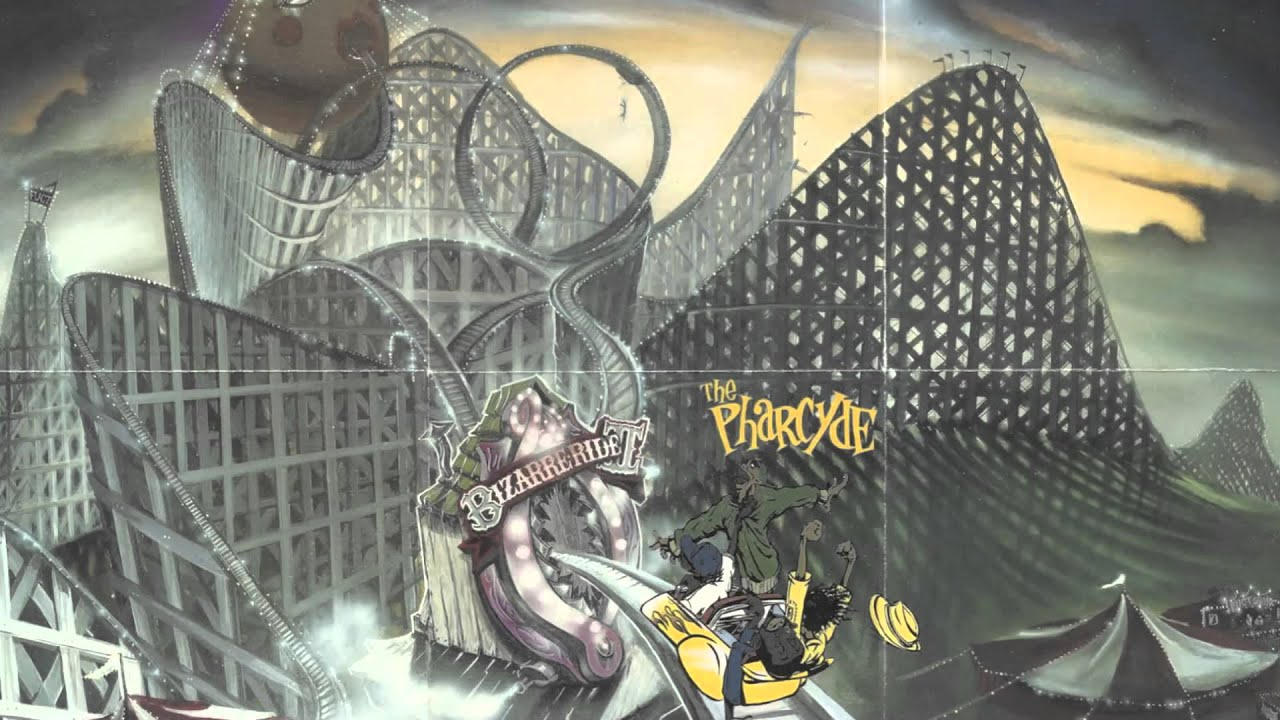 Flac To Mp3 >> The Pharcyde - Passin' Me By [HQ] - YouTube