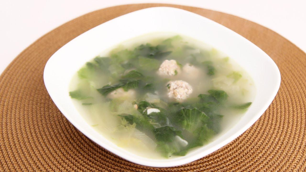Homemade Escarole Soup Recipe