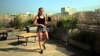 Comment maigrir vite par le sport avec Marine Leleu┃ELLE Fitness