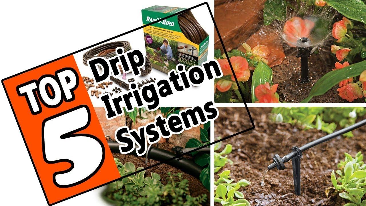 Home Garden Irrigation System 14