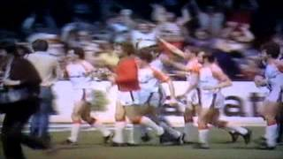 Luton Town 1-1 Barnsley Lge Stein Championship Celebrations 15th May 1982