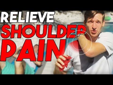 Relieve Shoulder Pain