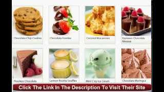 Gluten Free And Diabetic Safe Desserts
