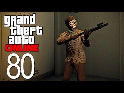 GTA 5 Online - Episode 80 - Stop Hunting Me!