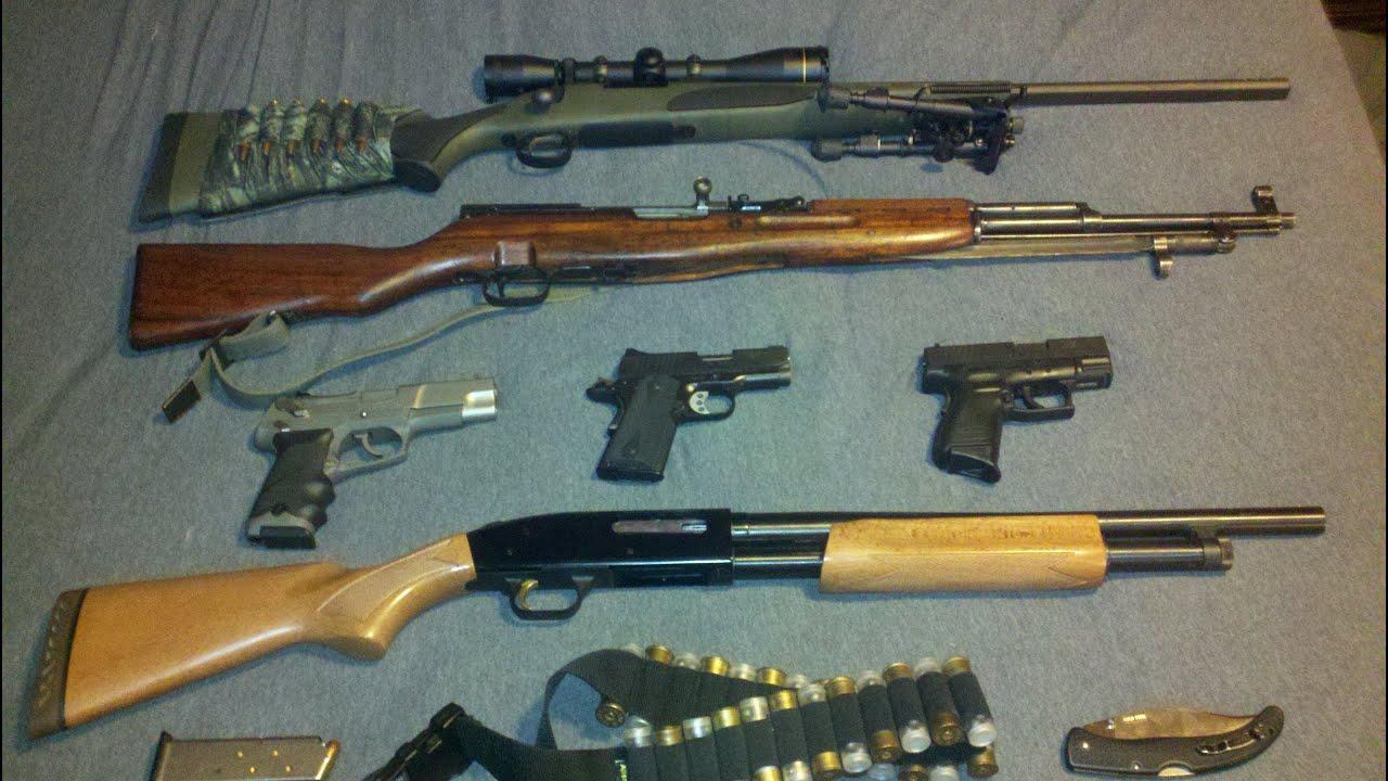 The Best Gun For Economic Collapse Or Shtf Self Defense