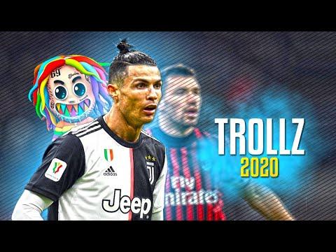 Cristiano Ronaldo ● TROLLZ – 6ix9ine ft. Nicki Minaj ᴴᴰ