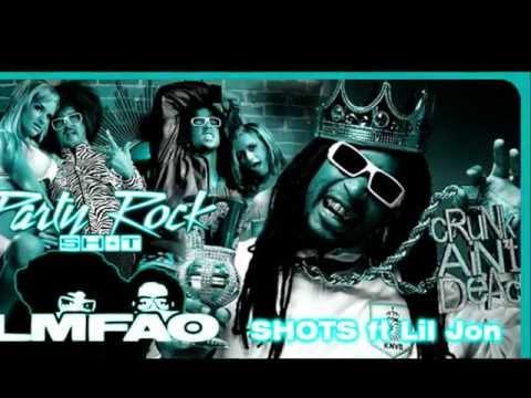 LMFAO Ft. Lil Jon-Shots (Dj ibrahim Özdel Club Remix) 2013