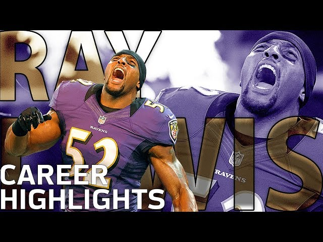 Ray Lewis INSANE Career Highlights | NFL Legends Highlights