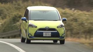 トヨタ・シエンタ & ホンダ・フリード 試乗インプレッション 試乗編②