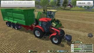Farming Simulator 2013 ч48 - Cено для коров [Перезалив!]