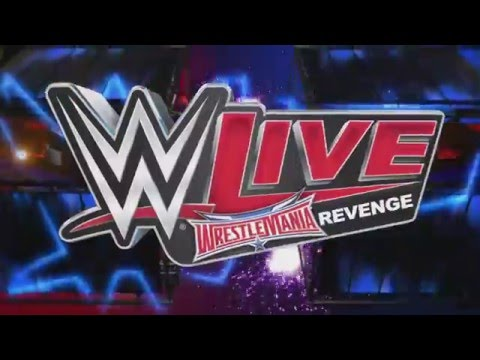 WWE Live brings the action to Belgium