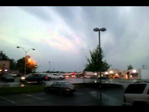 Tornado in North Little Rock AR