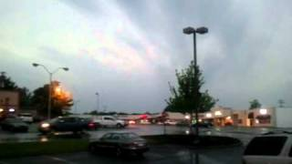 Tornado in North Little Rock AR