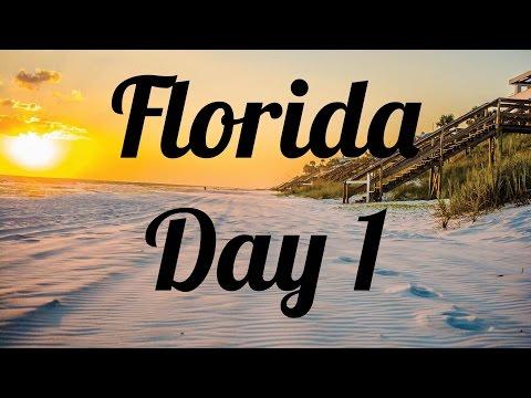 Florida - Day 1