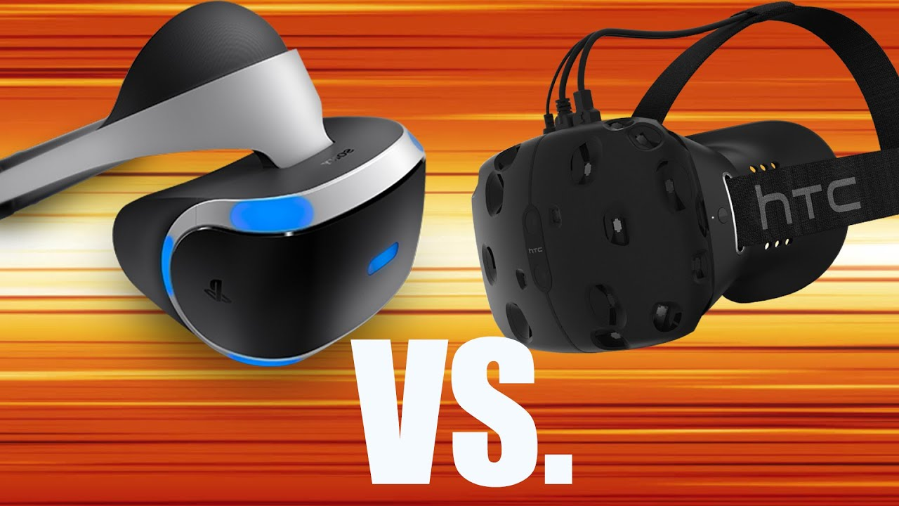 PlayStation VR Vs. HTC Vive: Which Is Best!?