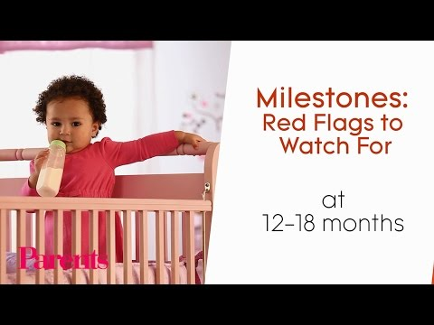 Milestones: Red Flags to Watch For at 12...