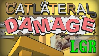 LGR - Catlateral Damage - PC Game Review