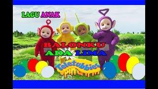 Download Mp3 Teletubbies Lagu Anak Balonku Ada Lima