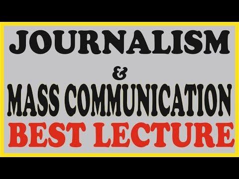 Journalism & Mass Communication – NET – JRF / UPSC / Ph.D Entrance Exam