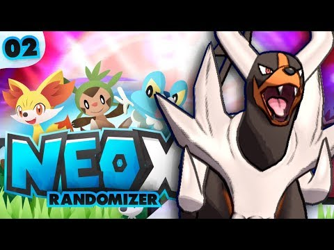 Eine Mega Überraschung?! - Pokémon Neo X Randomizer Nuzlocke - [02]