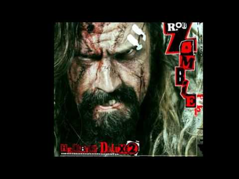 Rob Zombie Sick Bubble-Gum, New Unreleased in HD