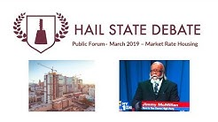Public Forum - March 2019 - Market Rate Housing