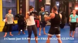 New York City Muay Thai and Jiu Jitsu classes 10018